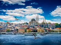 Турция! Прямой перелет из Ю-С